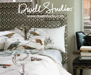 DwellStudio.com | Modern Home Décor - Custom Furniture andChic Pattern Bedding + Plus Free Shipping