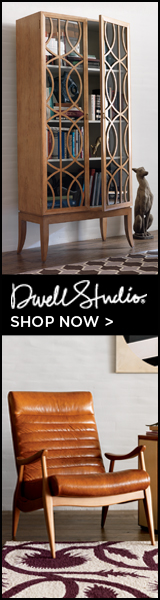 Introducing DwellStudio Furniture! Check out the NEW furniture collection at DwellStudio.com