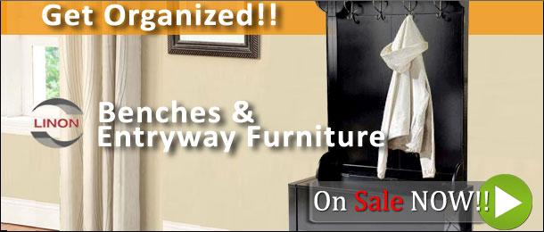 KitchenSource.com Linon Bench Sale