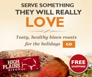 Buy High Plains Bison