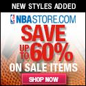 Save big on Holiday Shopping at NBAStore.com this Holiday Season