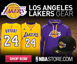 Shop for official Los Angeles Lakers fan gear and authentic Lakers Collectibles at NBAStore.com