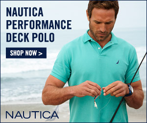 Shop now for Nautica's Performance Deck Polo for everyday performance.
