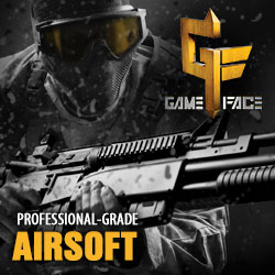 Professional Grade Airsoft from Game Face