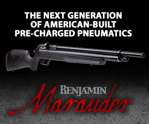 All-New Benjamin Marauder