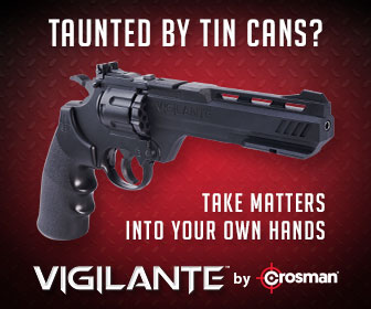 Crosman Vigilante Air Pistol