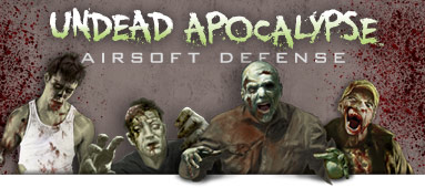 Undead Apocalypse Airsoft Defense
