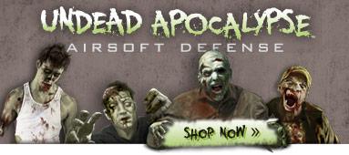 Shop now for Undead Apocalypse airsoft gear