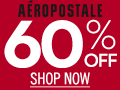 Aeropostale.com deals on Aeropostale Black Friday Sale: 60% off Everything