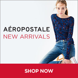 Shop New Arrivals at Aeropostale!