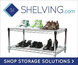 Shelving.com Coupon Image 2