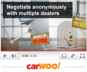 CarWoo! - Simply the best way to buy a new car