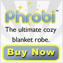 Phrobi Blanket Robe