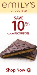 Save 10% At Emily's Chocolates