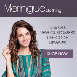 Shop Meringue Clothing for Hot Spring Styles