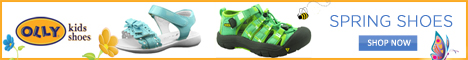 468x60 - Review Olly Shoes : Shoes Fit For A Kid
