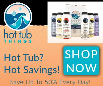 Hot Tub? Hot Savings! Shop Now!