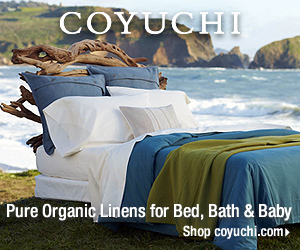 Coyuchi.com-Pure, Natural Cotton, Linen and Cashmere for Bed and Bath