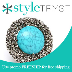 Style Tryst is your home on the web for the newest and best styles in jewelry.