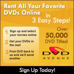 Rent New Release DVDs online at DVDAvenue.com
