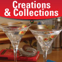 Shop Creations & Collections! Great Gifts for Him!