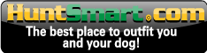 HuntSmart.com -  An Outfitter for you and your dog!