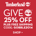 Deals on Timberland Pre Black Friday Sale: Extra 25% Off Sitewide