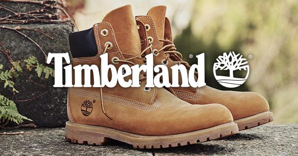 Shop Timberland.com Today!