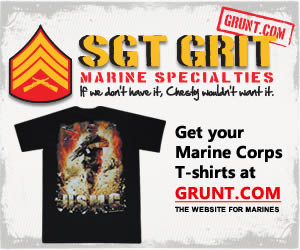 Get your Marine T-Shirts at Grunt.com