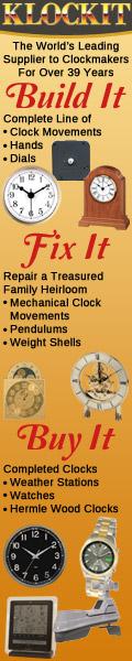 Klockit, Build it, Fix it, Buy it! Clock Retailer