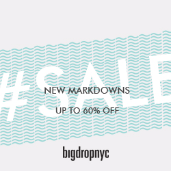 Shop Sale: New Markdowns Up To 60% Off!