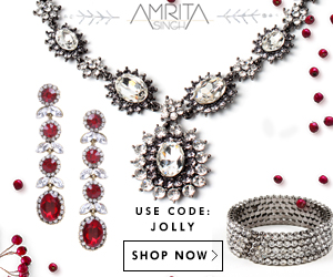 Amrita Singh Jewelry banner