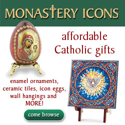 Catholic Gifts from Monastery Icons