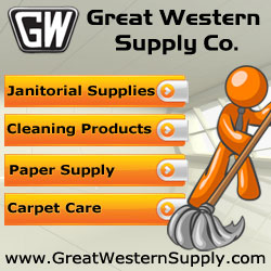 Great Western Supply is the janitorial industry's single best source for paper, chemicals, equipment and new innovative technology.