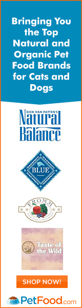 Shop Top Natural and Organic Pet Food Brands at PetFood.com!