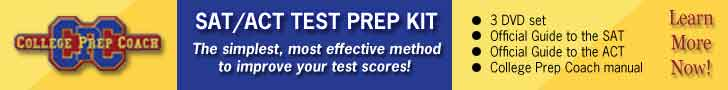SAT and ACT Test Prep Kit