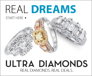 Real Diamonds. Real Deals. Get Free Shipping on orders over $99 from Ultra Diamonds!
