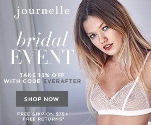 15% off eligible Bridal Event items only. Multiple use. Online Only.