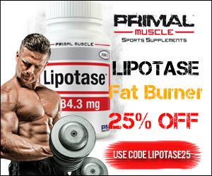 Primal Muscle - Lipotase