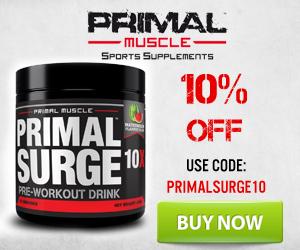 Primal Muscle - Primal Surge Preworkout