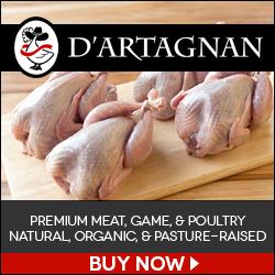 D'Artagnan: Premium Meat, Game & Poultry. Buy Now!