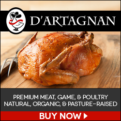 D'Artagnan: Premium Meat, Game & Poultry. Buy Now!