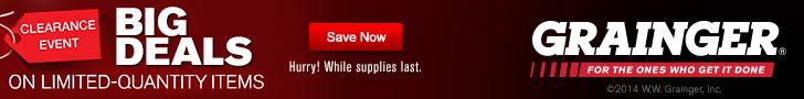 Shop Grainger.com
