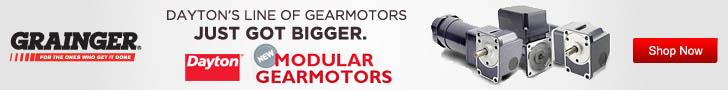 Shop New Dayton Gearmotors at Grainger.com