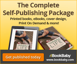 BookBaby's Complete Self-Publishing Package includes eBooks, Printed Books and more - everything you need for your book launch!