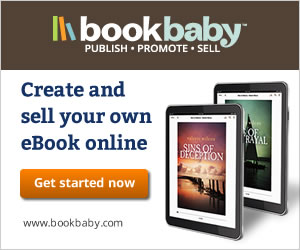 Create and sell your own eBook online at Bookbaby.com.