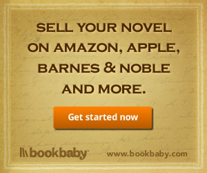 Sell your novel on Amazon, Apple, Barnes and Noble and more. Or print 50 to be able to hold them in your hands!