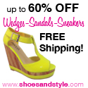 Wedge Sale