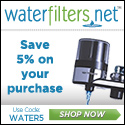 Find top-brand water filtration systems and replacement cartridges and get Free Shipping on orders over $99.
