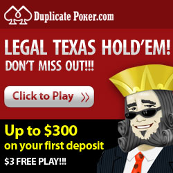 Visit DuplicatePoker.com Today!